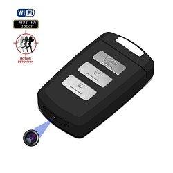 Hidden Camera Keychain WiFi DVR Recorder Fuvision