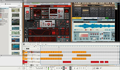 Propellerhead Reason 10 Music Production Software Propellerhead Reason 10 Music Production Software.