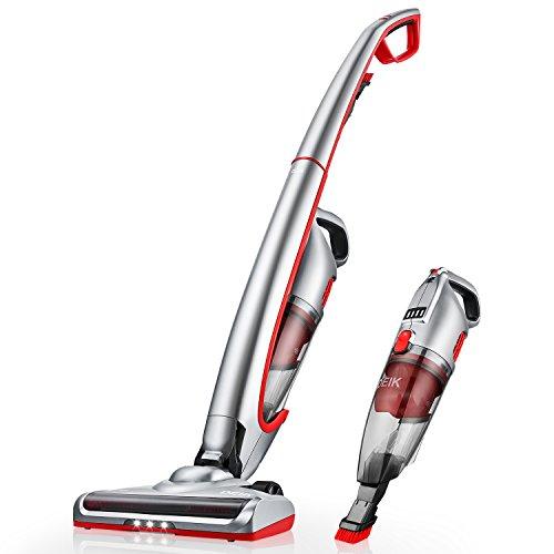 Deik Vacuum Cleaner, Cordless Vacuum Cleaner High Power