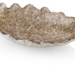 IVV Glassware Madagascar Decorative Centerpiece Bowl