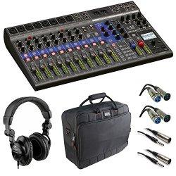 Zoom LiveTrak L-12 - 12-Channel Digital Mixer
