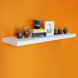 "WELLAND 12"" Deep Grande Floating Wall Shelf Display"