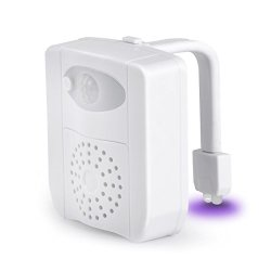 Toilet Night Light,by Ailun,Motion Activated LED Light