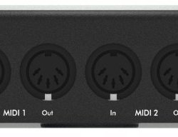 iConnectMIDI2+ Lightning Version, 2-in 2-out Hyper iConnectMIDI2+ Lightning Version, 2-in 2-out Hyper Connective USB MIDI Interface for Mac, PC and iOS with Audio passThru Technology.