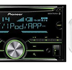 Pioneer Double DIN In-Dash Built-in Bluetooth