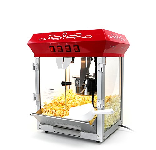 Paramount 6oz Popcorn Maker Machine