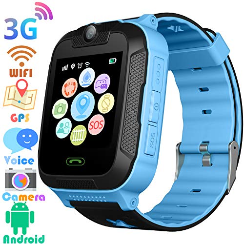 3G Kids Smart Watches GPS Tracker
