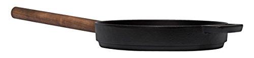 "Combekk Railway Fry Pan, 28cm/11""/Medium, Black"