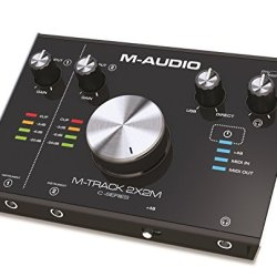 M-Audio M-Track 2X2M C-Series | 2-in/2-out USB Audio Interface