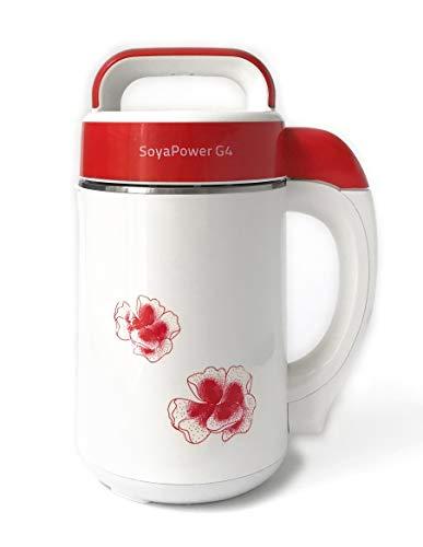 Soyapower G4 Soy Milk Maker, Almond Milk Maker