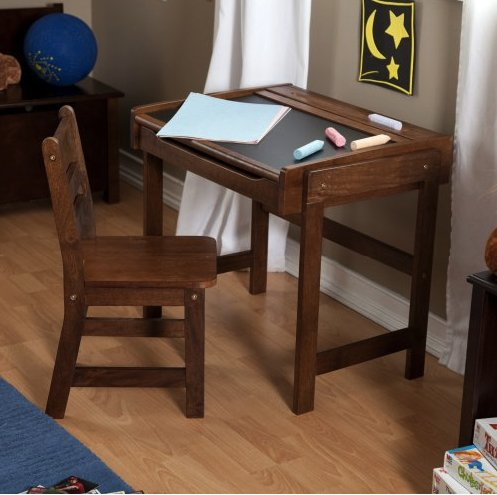 School Desk And Chair Set Combo Child Study