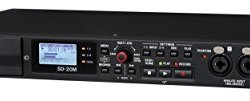 Tascam Solid State Recorder wih XLR Mic Inputs