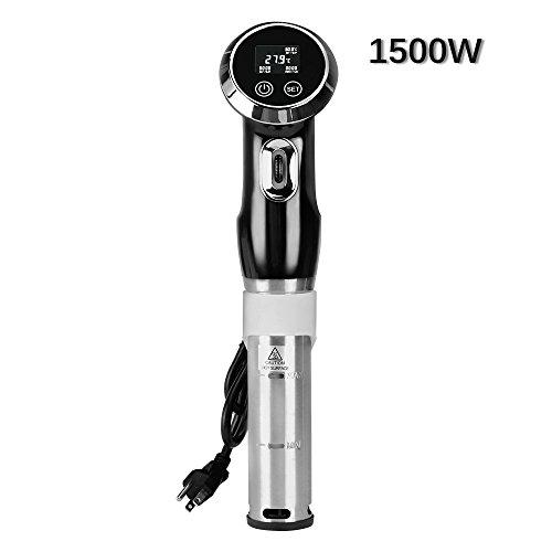 1500W Sous Vide Precision Cooker Immersion Circulator