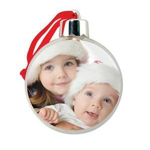 Photo Ball Ornaments - Case of 24