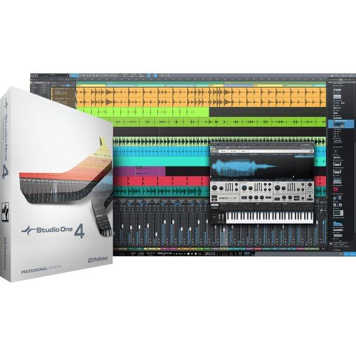 PreSonus Audio Electronics Multitrack Recording Software