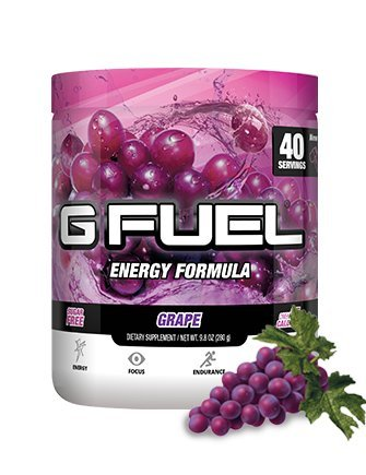 Gamma Enterprises G Fuel Nutrition Supplement