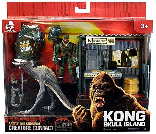 Lanard Kong Skull Island Battle for Survival Creature