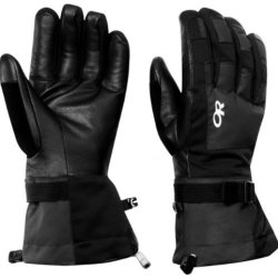 Outdoor Research Men's Revolution Gloves, Black, Large
