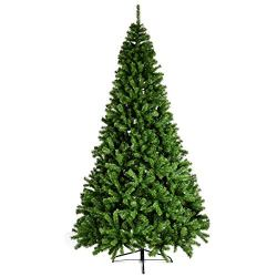 Goplus Christmas Tree Artificial Premium Hinged Spruce