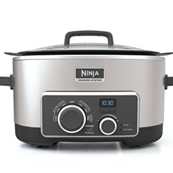 Ninja Multi-Cooker with 4-in-1 Stove Top, Oven, Steam