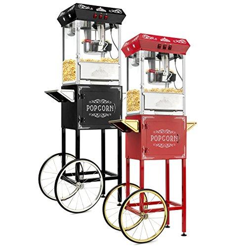 Olde Midway Vintage Style Popcorn Machine Maker