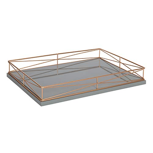 Kate and Laurel Mendel Rectangle Tray