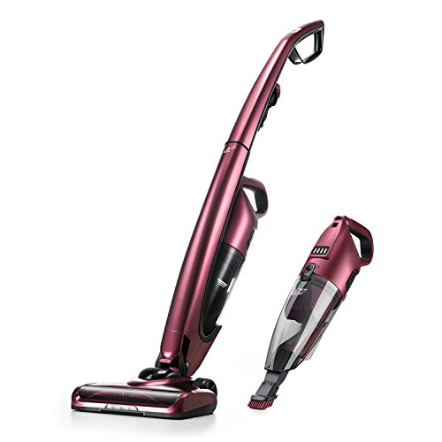 PUPPYOO Rechargeable Cordless Vacuum Cleaner
