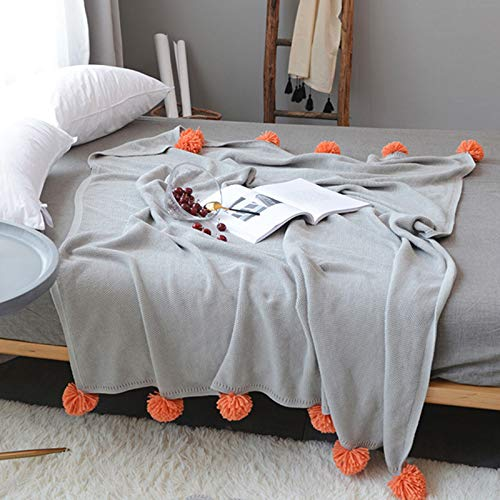 Plush Throw Cover for Home Décor Bed Sofa Couch Chair