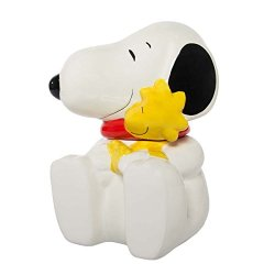Gibson Peanuts Snoopy & Woodstock Large
