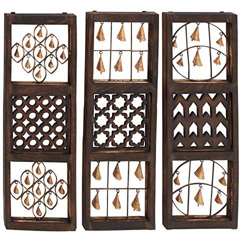 Deco Decorative Wood & Metal Wall Panel