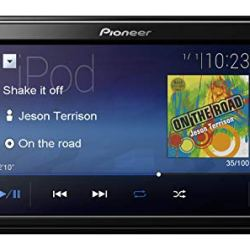"Pioneer Double DIN 6.2""Tag Display"
