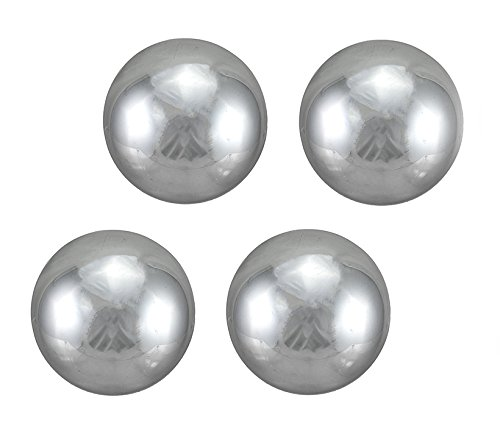 Zeckos Set of 4 B Quality Decorative Balls