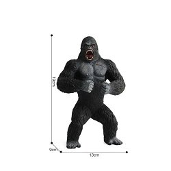 King Kong Toys for Kids, Realistic Simulation Solid Animal