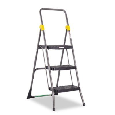 Cosco Commercial 3-Step Folding Stool