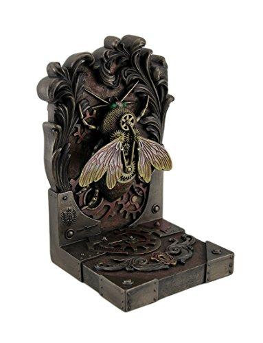 Polyresin Decorative Bookends Brigid Ashwood Steambee