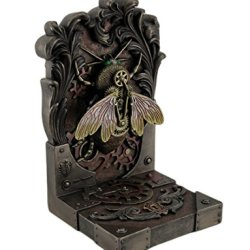Polyresin Decorative Bookends Brigid Ashwood Steambee