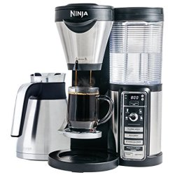 Ninja Coffee Maker for Hot/Iced Coffee with 4 Brew Sizes