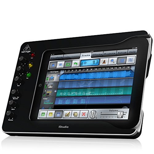 BEHRINGER Professional IPad Docking Station with Audio Video