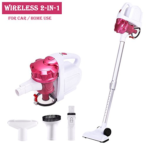 Cordless Stick Vacuum Cleaner for Home Car