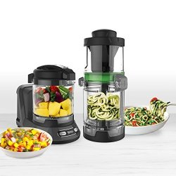 Ninja Precision Food Processor with Auto-Spiralizer 400W