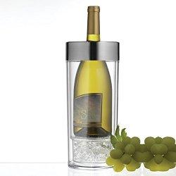 Prodyne WI-9 Wine-On-Ice Acrylic Wine Cooler