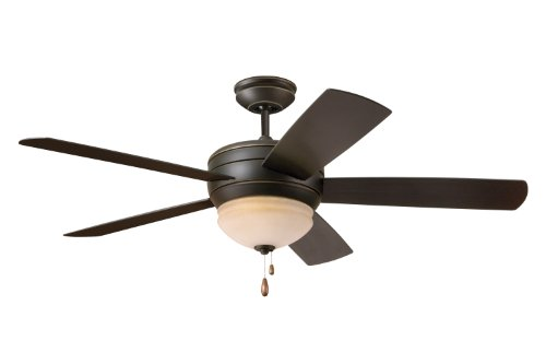 Emerson Summerhaven 52-Inch Ceiling Fan with Light