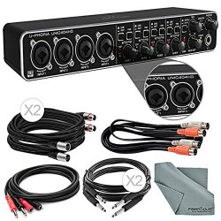 Behringer U-PHORIA UMC404HD USB 2.0 Audio/MIDI Interface