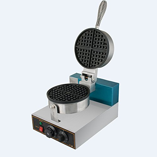 Zinnor Belgian Waffle Maker,Electric Egg Cake Oven Puff