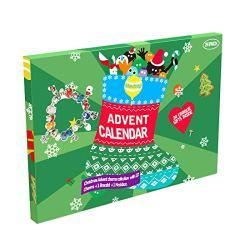 Mouttop Advent Calendar Made with Pandora DIY Beads