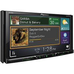 Pioneer AVH-600EX in-Dash Receiver DVD Receiver