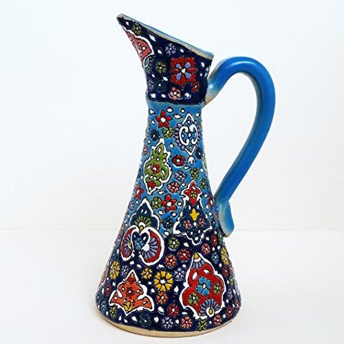 ArioCraft Handmade Decorative Ceramic Pitcher