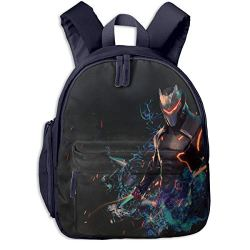 Zwell Fortnite Fantasy Fire Omega Kids Printed Backpack