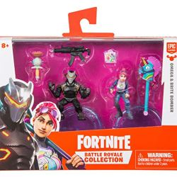 Fortnite Battle Royale Collection: Omega & Brite Bomber