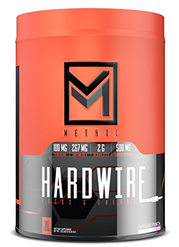 Hardwire - Premium Energy & Focus Formula